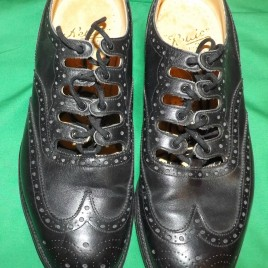 Ghillie Brogue Shoes