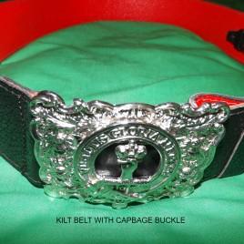 Belt – Donnachaidh Crest